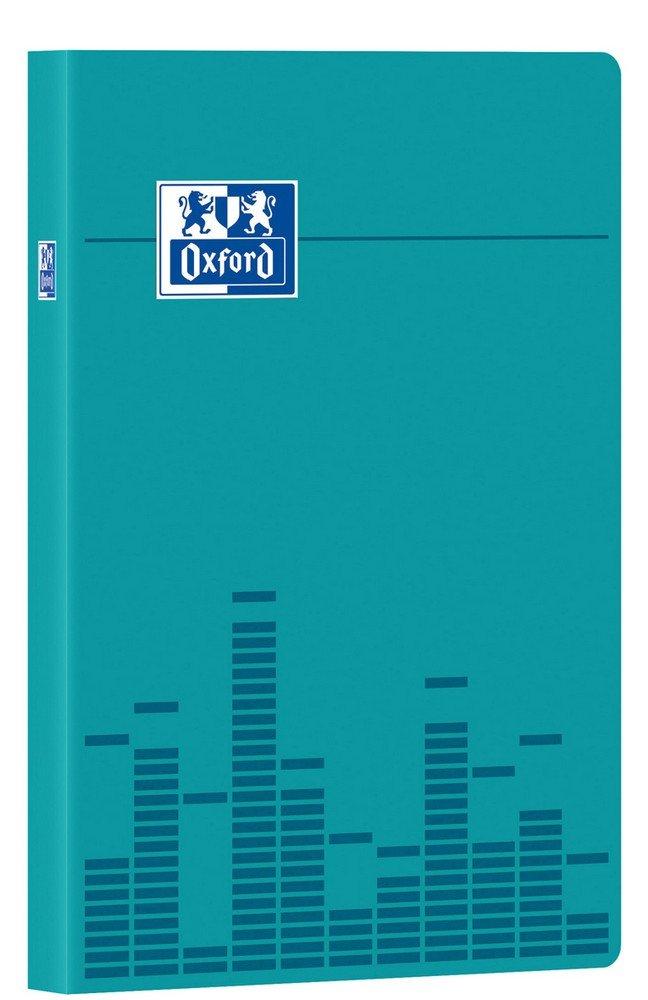 Oxford Touch Agenda Scolaire Journalier 2018-2019 1 Jour par Page 352 Pages 15 x 21 cm Bleu 400093809