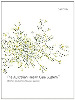 Book The Australian Healthcare System