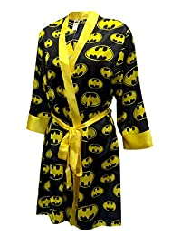 Batman Ladies Satin Robe for women (One Size)