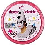Make Up rosa Theater Schminke Faschingsschminke Makeup Karneval Theaterschminke pink
