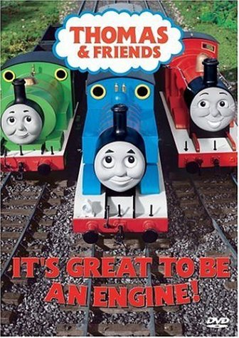 Thomas Tank Engine Friends Great