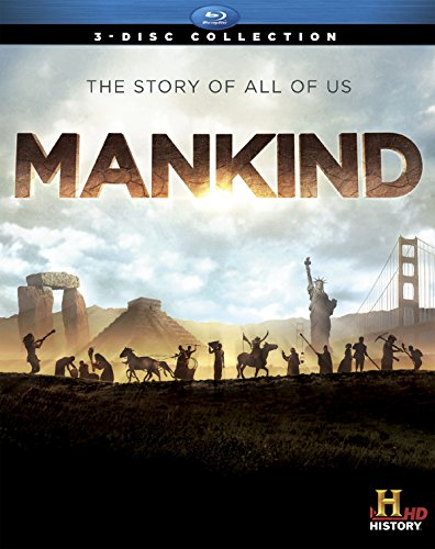 Mankind The Story Of All Of Us [Blu-ray]