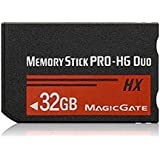 32GB Original High Speed Memory Stick Pro-HG Duo(MS-HX16A) PSP Accessories