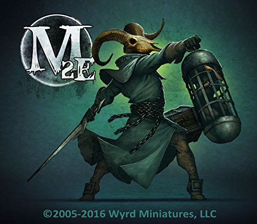 - Malifaux: Guild Brutal Emissary