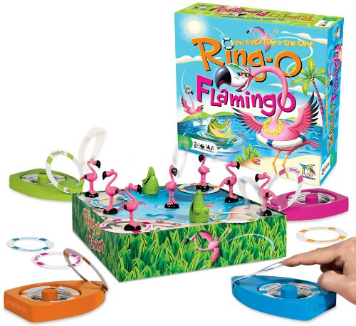 Gamewright 316 Ring O Flamingo