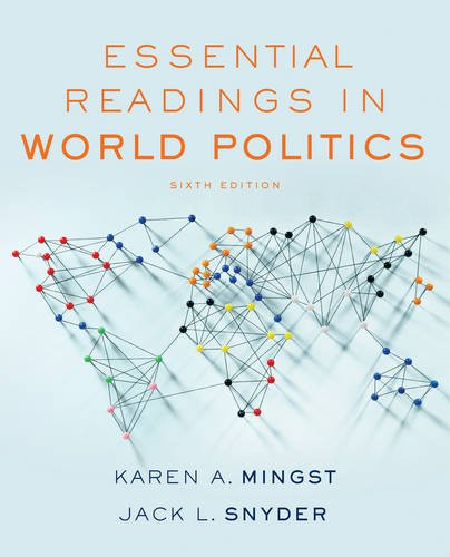 Essential Readings in World Politics (Sixth Edition)