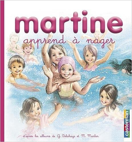 Lire Martine apprend à nager pdf, epub