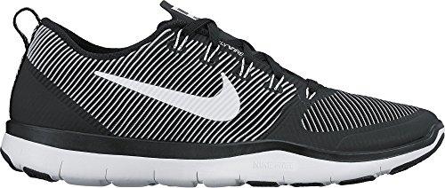 Men's Nike Free Train Versatility Training Shoe Black/White Size 11.5 M US