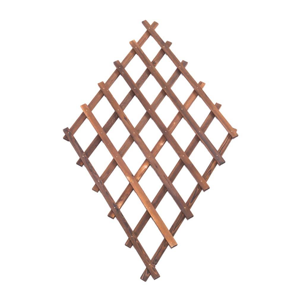 SMC Attaccatura a Muro Semplice Creativo Arrampicata Vite Fiore Stand Antisettico Soggiorno Parete del Fiore Stand in Legno massello Fiore Stand Soggiorno Parete Supporto per Fiori Antisettico