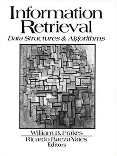 Modern Information Retrieval Ricardo Baeza Yates Ebook