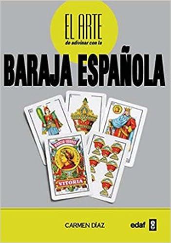 Adivinar con la baraja española: CARMEN DIAZ: 9788441428300 ...