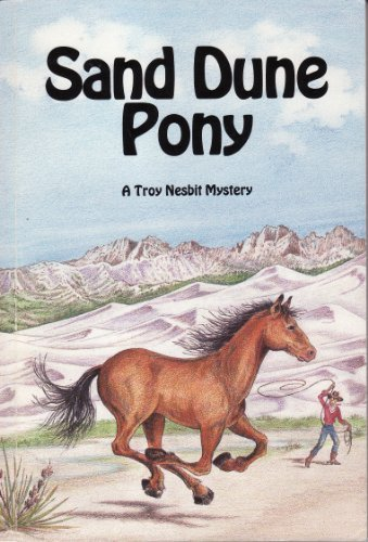 Sand Dune Pony (Arch Sand Dune)