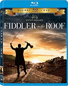 Amazon Com Fiddler On The Roof Two Disc Blu Ray Dvd