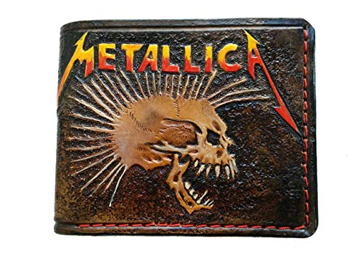 Top 8 recommendation metallica wallet