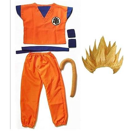 hengGuKeJiYo Dragon Ball Z Traje Son Goku Disfraces de ...