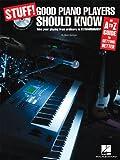 Stuff! Good Piano Players Should Know, Mark Harrison, 1423427815