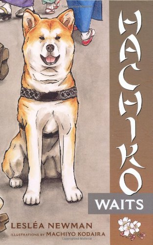 Hachiko Waits by Square Fish