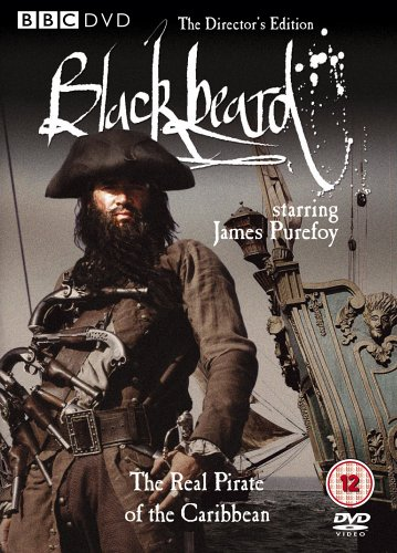 Blackbeard - The Real Pirate of The Caribbean [Import anglais]