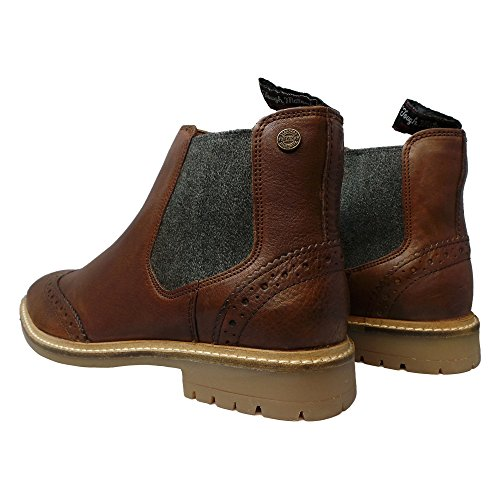Brogue Chelsea Brad Tan Superdry Boot gz1wRWq
