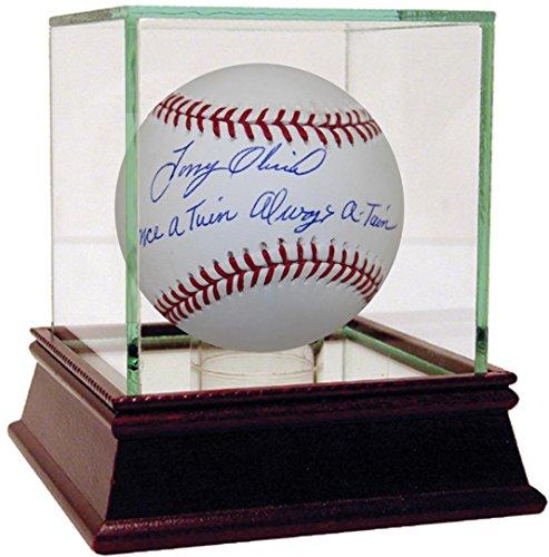 MLB Minnesota Twins Tony Oliva Autographed Baseball with