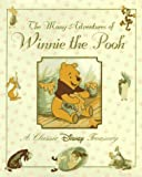 img - for The Many Adventures of Winnie the Pooh: A Classic Disney Treasury book / textbook / text book