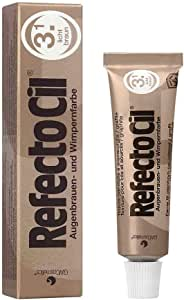 Refectocil Eyelash per Eyebrow tint Light BROWN,15ML,