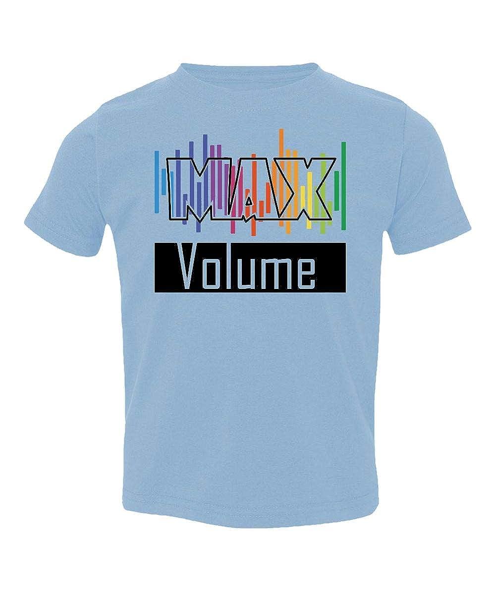 Societee Maximum Volume Loud Crying Whining Little Kids Girls Boys Toddler T-Shirt