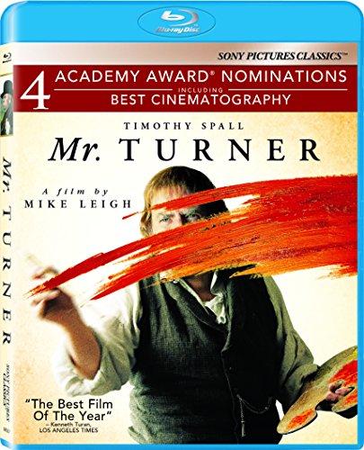 Mr Turner Blu ray Timothy Spall product image