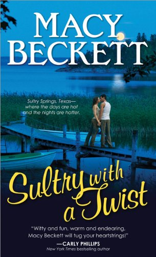 book cover of Sultry with a Twist