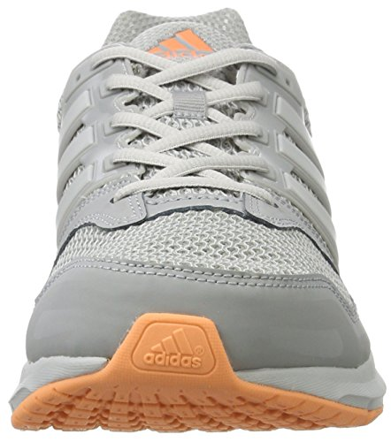 adidas Questar, Zapatillas de Running para Mujer Gris (Mid Grey/lgh Solid Grey/easy Orange)