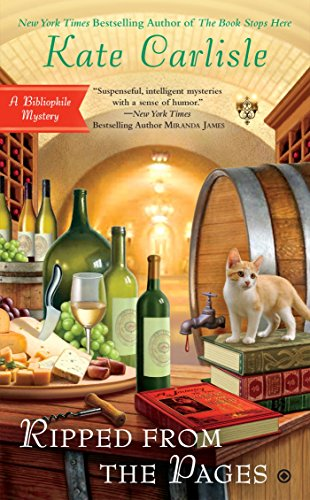 Other Wine Furniture - Ripped From the Pages (BIBLIOPHILE MYSTERY Book 9)