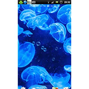 Underwater Bubble Jellyfish Live Wallpaper: Amazon.es: Appstore para Android