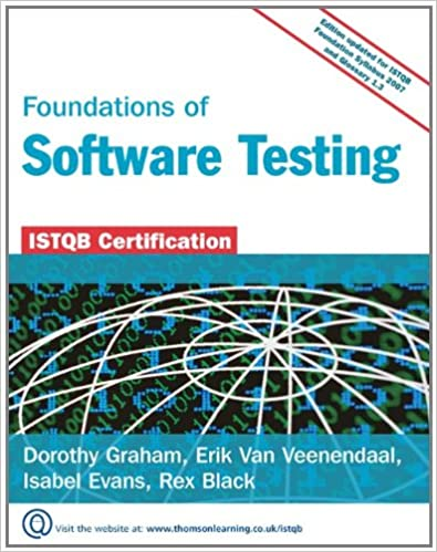 Foundations of Software Testing: ISTQB Certification: Dorothy Graham ...