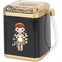XFTOPSE Pretend Play Washers Toy, Beauty Sponge Brushes Washer, Automatic Cleaning Washing Machine, Maquillaje Brush Washing Machine Máquina de Limpieza