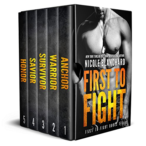 First to Fight Box Set: Books 1-5 cover