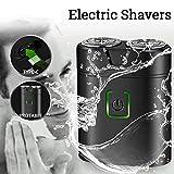 Mini Electric Shavers For Men Waterproof Shaving
