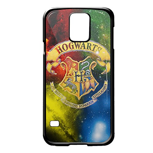 Halloween In Other Countries (Halloween harry potter Hogwarts in galaxy for Samsung Galaxy S5 Black case)