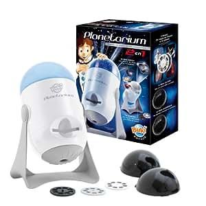 Buki 7250 Planétarium 2 en 1 - Planetario de juguete educativo