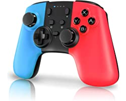 Controller for Nintendo Switch, STOGA Wireless Pro Controller Compatible with Nintendo Switch Supporting Gyro Axis Function &