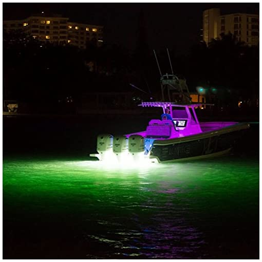 Lumitec Seablazex Led Underwater Boat Light Surface Mount