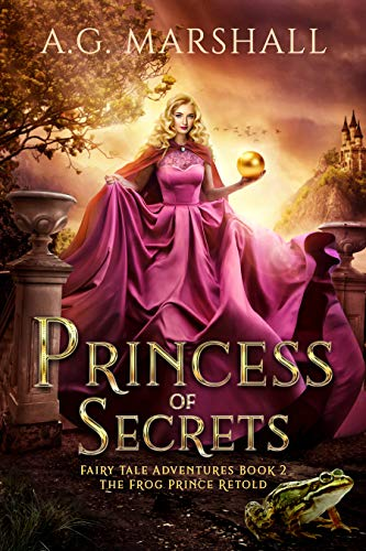 Princess Of Secrets by A. G. Marshall ebook deal