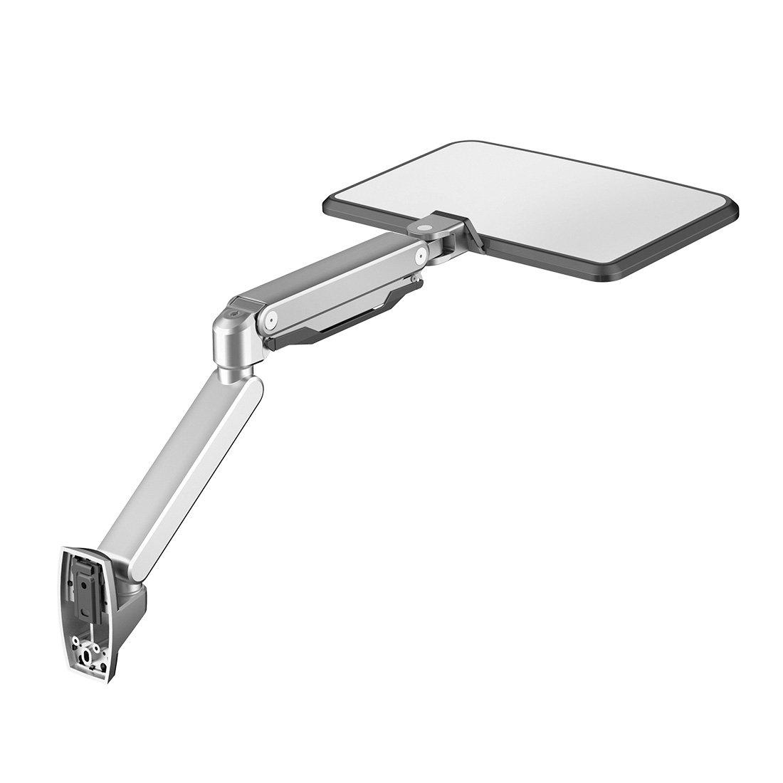 Fleximounts WS2L Verstellbarer Universal-Monitorständer Wandhalterung aus Aluminium für Laptop, Laptop, Laptop, Notebook und Computer 3292c8