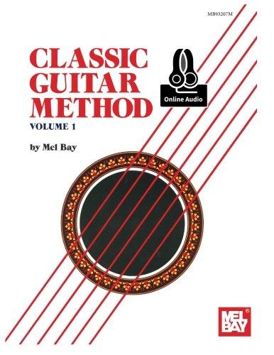 - Classic Guitar Method Volume 1