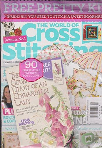 (The World of Cross Stitching Magazine 264 March 2018)
