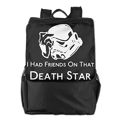 [GTSOXI Outdoor Travel Backpack Bags - I Had Friends On That Death Star Backpack Daypack Bookbags Should Bag For Girl Boy Man Woman] (Female Puss In Boots Costume)