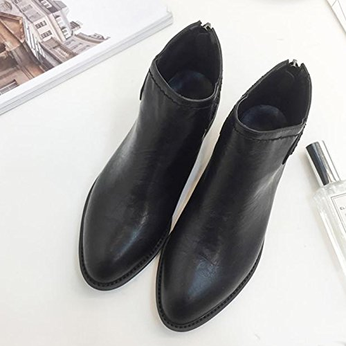 be49720cd080 new CHNHIRA Femme Rérto Martin de bottes chaussures de Montantes boots bout  pointues bottines