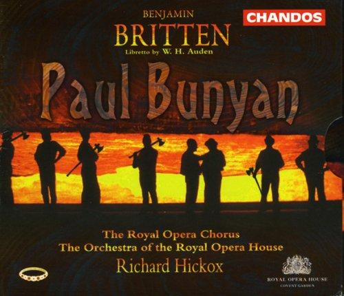 CD : Sankt Annae Girls' Choir - Paul Bunyan (opera In 2 Acts) (2PC)