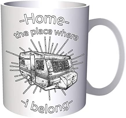 Place Where I Belong 33 cl Mug ee517