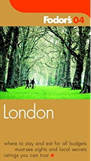 Fodors Exploring London 7th Edition