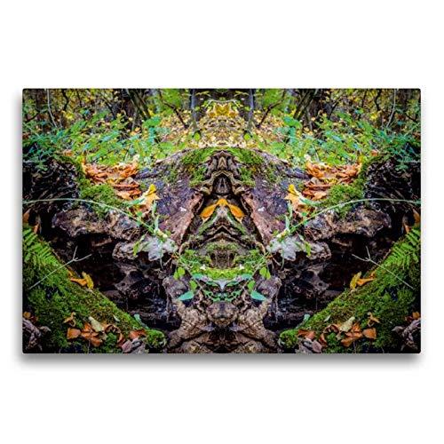 CALVENDO Art Toile en Textile de qualité supérieure 75 cm x 50 cm